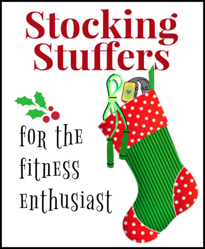stocking stuffer gifts for fitness enthusiasts